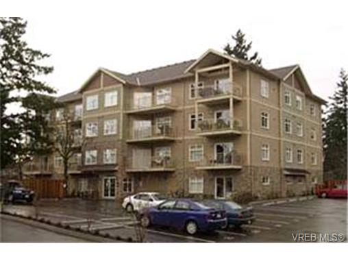 Main Photo: 308 821 Goldstream Avenue in VICTORIA: La Langford Proper Condo Apartment for sale (Langford)  : MLS® # 224435