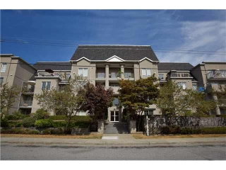 Main Photo: 106 1669 Grant Avenue in Port Coquitlam: Glenwood PQ Condo  : MLS®# V1141663