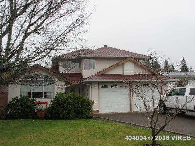 Main Photo: 3743 MEARES DRIVE in PORT ALBERNI: Z6 Port Alberni House for sale (Zone 6 - Port Alberni)  : MLS® # 404004