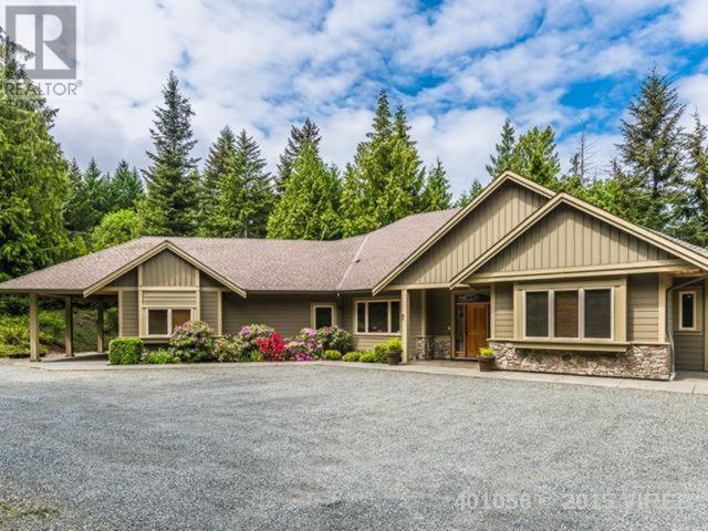 Main Photo: 7210 AULDS ROAD in NANAIMO: House for sale : MLS® # 401056