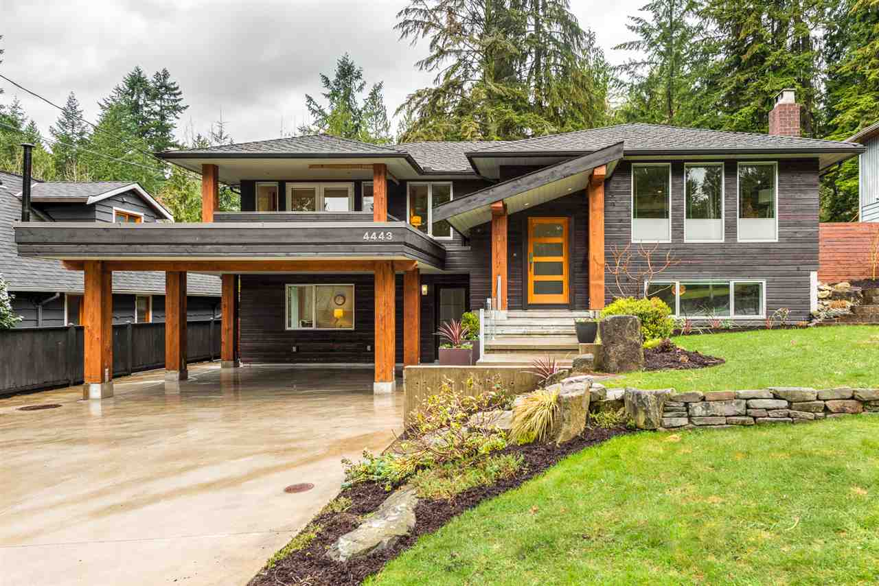 Main Photo: 4443 GLENCANYON DRIVE in North Vancouver: Upper Delbrook House for sale : MLS(r) # R2158140