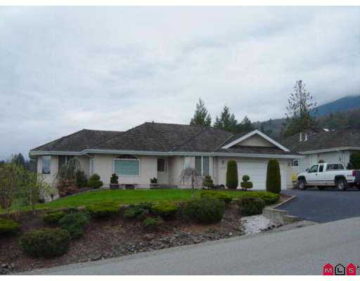 Main Photo: 7530 ALLISON PL in Chilliwack: Eastern Hillsides House for sale : MLS® # H2500832