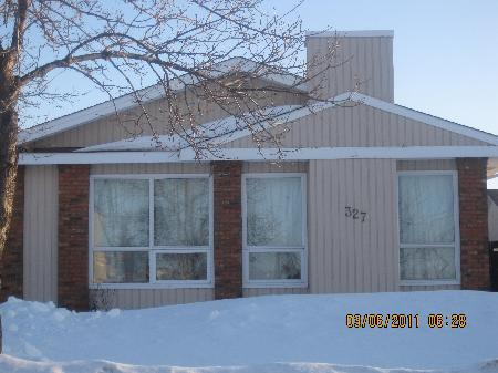 Main Photo: 327 EGESZ ST in Winnipeg: Residential for sale (Canada)  : MLS® # 1103905