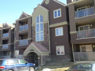 Main Photo: 1512 EDENWOLD Heights NW in CALGARY: Edgemont Condo for sale (Calgary)  : MLS(r) # C3559840