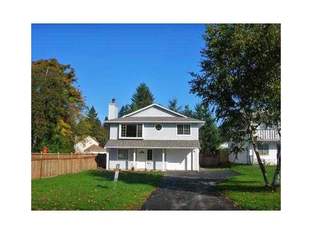 Main Photo: 20701 120B Avenue in Maple Ridge: Northwest Maple Ridge House for sale : MLS®# V1000600
