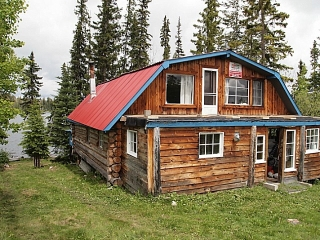 Main Photo: 2706 SPOUT LAKE Road: Lac la Hache House for sale (100 Mile House (Zone 10))  : MLS®# N226627