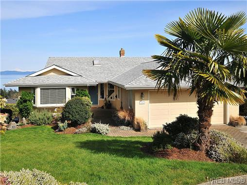 Main Photo: 858 Seamist Court in VICTORIA: SE Cordova Bay Single Family Detached for sale (Saanich East)  : MLS® # 322527