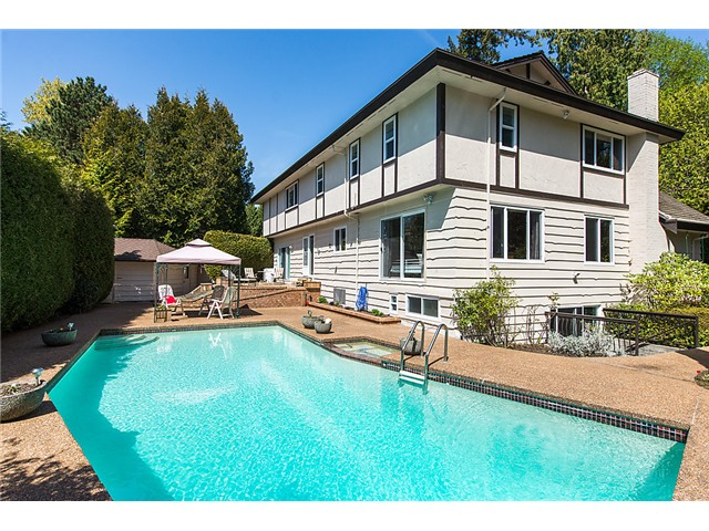 "Main Photo: 4132 TYTAHUN Crescent in Vancouver: University VW House for sale in ""Musqueam Lands"" (Vancouver West)  : MLS®# V1003749"