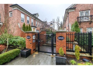"Main Photo: 22 5818 TISDALL Street in Vancouver: Oakridge VW Townhouse for sale in ""TOWNE 1"" (Vancouver West)  : MLS® # V1005568"