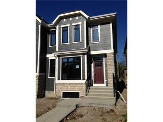 Main Photo: 2417 36 Street SW in CALGARY: Killarney Glengarry Attached Home for sale (Calgary)  : MLS(r) # C3568977