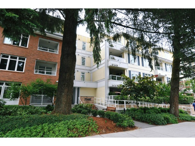 "Main Photo: 113 2368 MARPOLE Avenue in Port Coquitlam: Central Pt Coquitlam Condo for sale in ""RIVER ROCK LANDING"" : MLS® # V1022933"