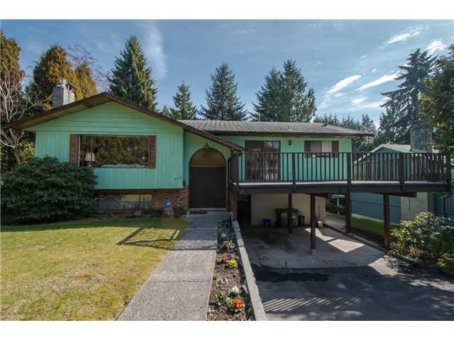Main Photo: 4570 HOSKINS RD in North Vancouver: Lynn Valley House for sale : MLS® # V1052431