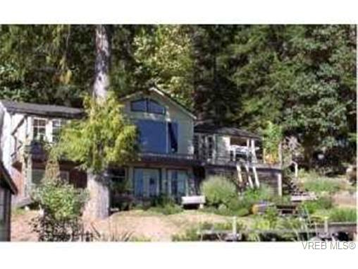 Main Photo: 302 Cusheon Lake Road in SALT SPRING ISLAND: GI Salt Spring Single Family Detached for sale (Gulf Islands)  : MLS(r) # 180112