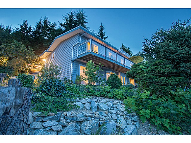 Main Photo: 561 KILDONAN Road in West Vancouver: Glenmore House for sale : MLS® # V1078536