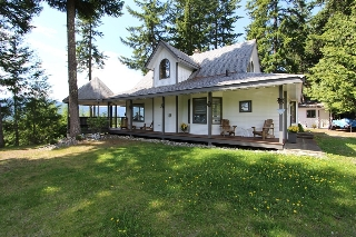 Main Photo: 6095 Squilax Anglemomt Road in Magna Bay: North Shuswap House with Acreage for sale (Shuswap)  : MLS® # 10120228