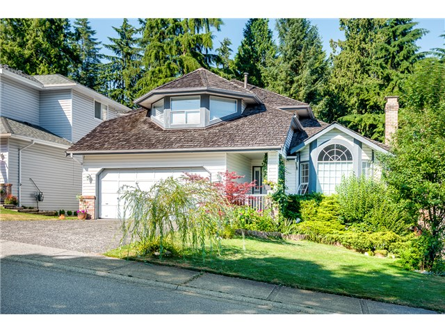 Main Photo: 1349 corbin pl in Coquitlam: Canyon Springs House for sale : MLS®# v1132978