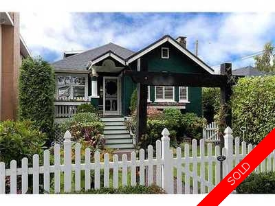 Main Photo: 6125 Larch Street in Vancouver West: House for sale : MLS(r) # V914825