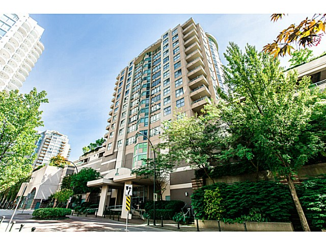 Main Photo: # 905 728 PRINCESS ST in New Westminster: Uptown NW Condo for sale : MLS®# V1138566