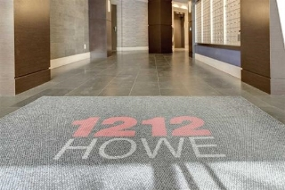 Main Photo: 1802 1212 HOWE STREET in Vancouver: Downtown VW Condo for sale (Vancouver West)  : MLS®# R2136328