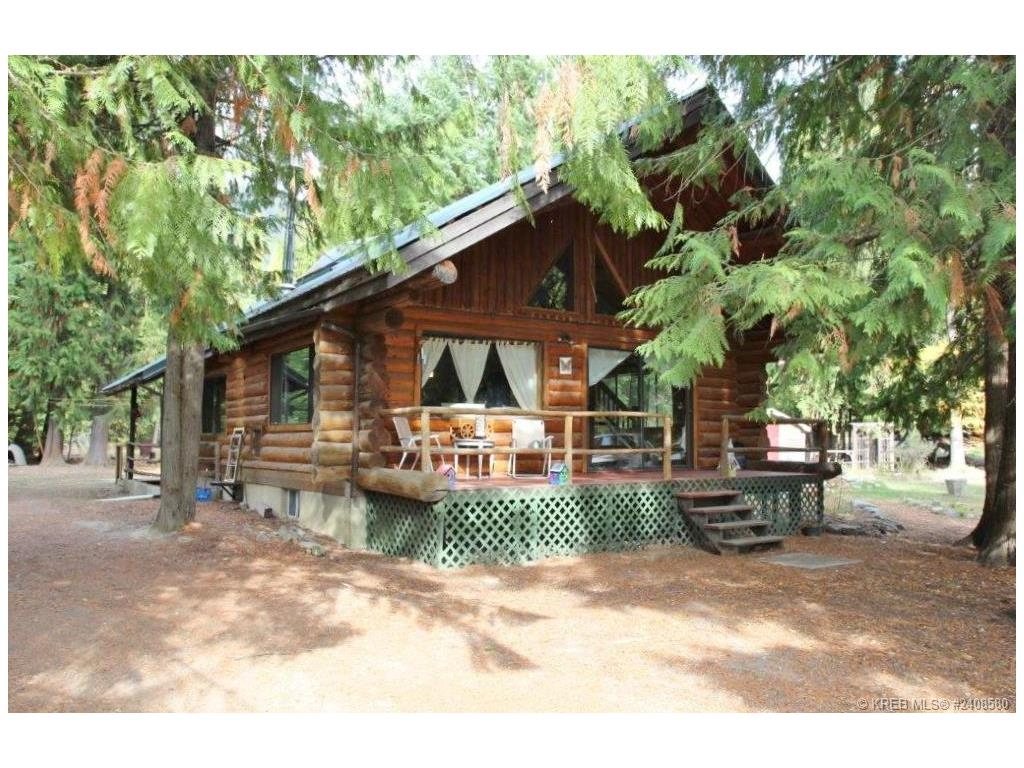Main Photo: 1459 Albarn Road in Creston: Arrowcreek House for sale (Creston Rural)  : MLS® # 2408580