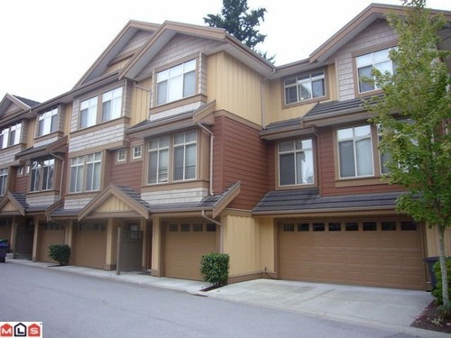 Main Photo: 16 15151 34TH Ave: Morgan Creek Home for sale ()  : MLS® # F1224032
