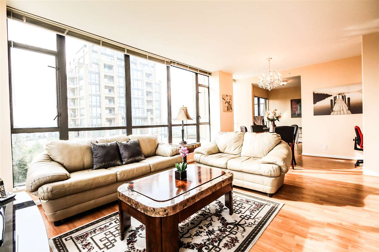 Photo 3: 1501 7368 SANDBORNE AVENUE in Burnaby: South Slope Condo for sale (Burnaby South)  : MLS® # R2056484