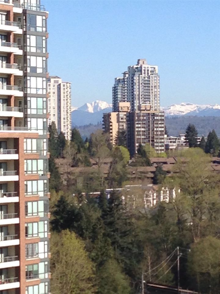 Main Photo: 1501 7368 SANDBORNE AVENUE in Burnaby: South Slope Condo for sale (Burnaby South)  : MLS® # R2056484