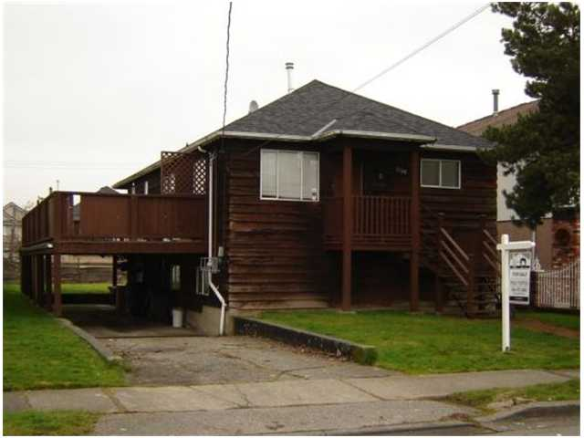 Main Photo: 2143 E 35TH Avenue in Vancouver: Victoria VE House for sale (Vancouver East)  : MLS® # V931862