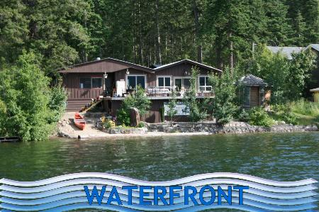 Main Photo: Affordable Little Shuswap Waterfront!