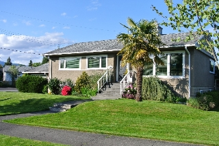 Main Photo: 3306 TRUTCH Street in Vancouver: Arbutus House for sale (Vancouver West)  : MLS(r) # V952696