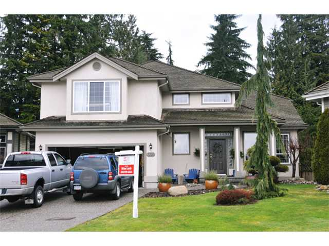 Main Photo: 3329 TURNER Avenue in Coquitlam: Hockaday House for sale : MLS® # V986733