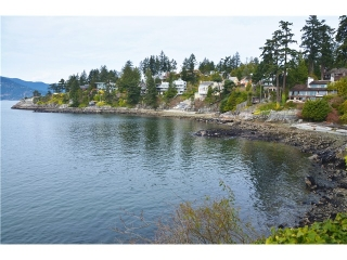 Main Photo: 5960 MARINE Drive in West Vancouver: Eagleridge House for sale : MLS® # V998567