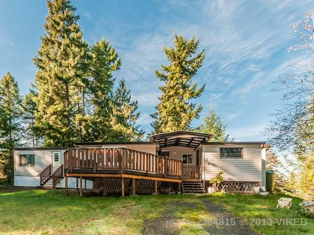 Main Photo: 2279 SOUTH WELLINGTON ROAD in NANAIMO: Z4 Extension House for sale (Zone 4 - Nanaimo)  : MLS® # 364815