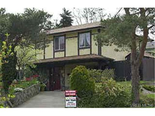 Main Photo: 3909 Landis Place in VICTORIA: SE Quadra Single Family Detached for sale (Saanich East)  : MLS(r) # 154689