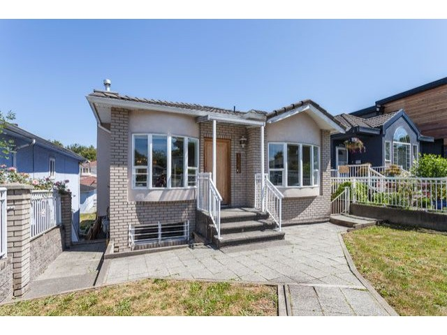 Main Photo: 4766 KNIGHT ST in Vancouver: Knight House for sale (Vancouver East)  : MLS® # V1128909