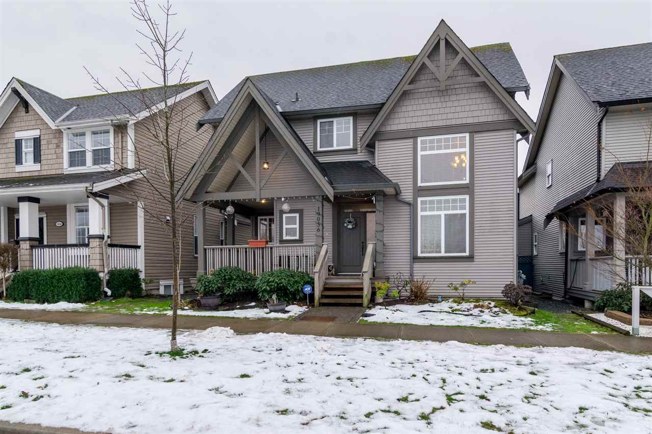 Photo 1: 19036 70 AVENUE in Surrey: Clayton House for sale (Cloverdale)  : MLS(r) # R2128470