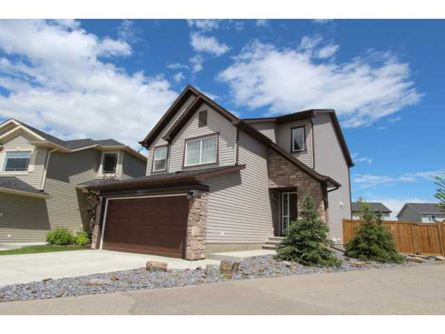 Main Photo: 1027 PRAIRIE SPRINGS Hill SW: Airdrie Residential Detached Single Family for sale : MLS(r) # C3531272