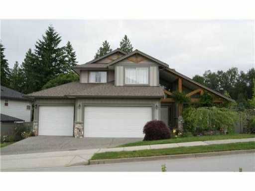 "Main Photo: 24797 MCCLURE Drive in Maple Ridge: Albion House for sale in ""THE UPLANDS AT MAPLE CREST"" : MLS®# V982609"