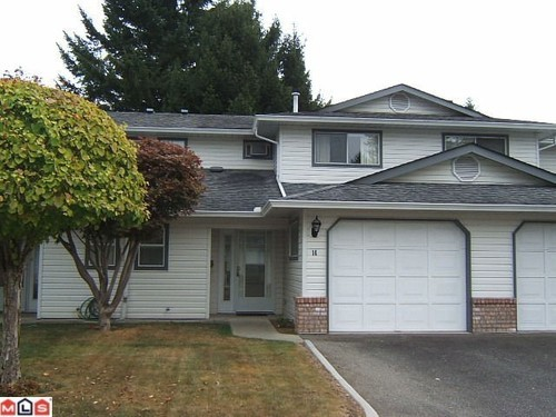 Main Photo: 14 32165 7TH Ave in Mission: Mission BC Home for sale ()  : MLS®# F1223856