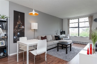 Main Photo: 305 5288 MELBOURNE STREET in Vancouver: Collingwood VE Condo for sale (Vancouver East)  : MLS® # R2056289