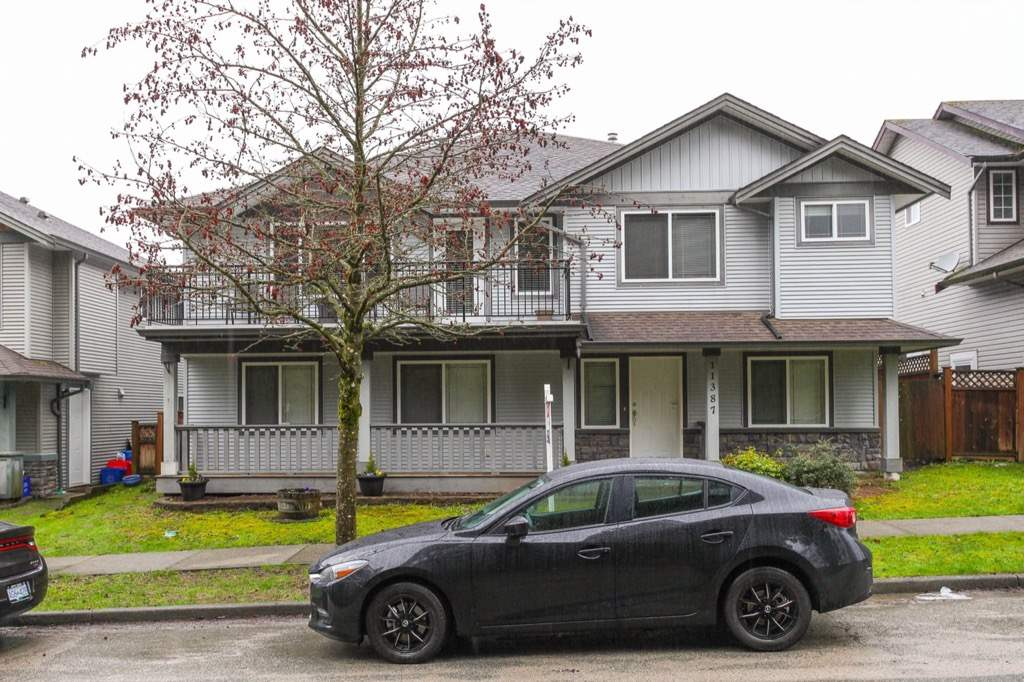 Main Photo: 11387 CREEKSIDE STREET in Maple Ridge: Cottonwood MR House for sale : MLS® # R2150479