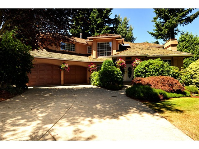 "Main Photo: 2609 158TH Street in Surrey: Grandview Surrey House for sale in ""MORGAN CROSSING"" (South Surrey White Rock)  : MLS®# F1318491"