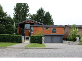 Main Photo: 1152 GROVER Avenue in Coquitlam: Central Coquitlam House for sale : MLS®# V1074022