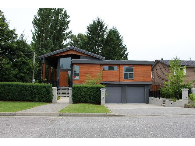 Main Photo: 1152 GROVER Avenue in Coquitlam: Central Coquitlam House for sale : MLS® # V1074022