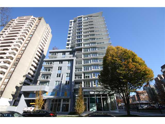 Main Photo: 606 1009 harwood Street in Vancouver: Condo for sale : MLS®# V1094050