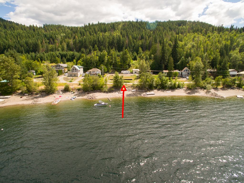 Main Photo: 3496 Eagle Bay Road: Eagle Bay Vacant Land for sale (Shuswap Lake)  : MLS(r) # 10101761