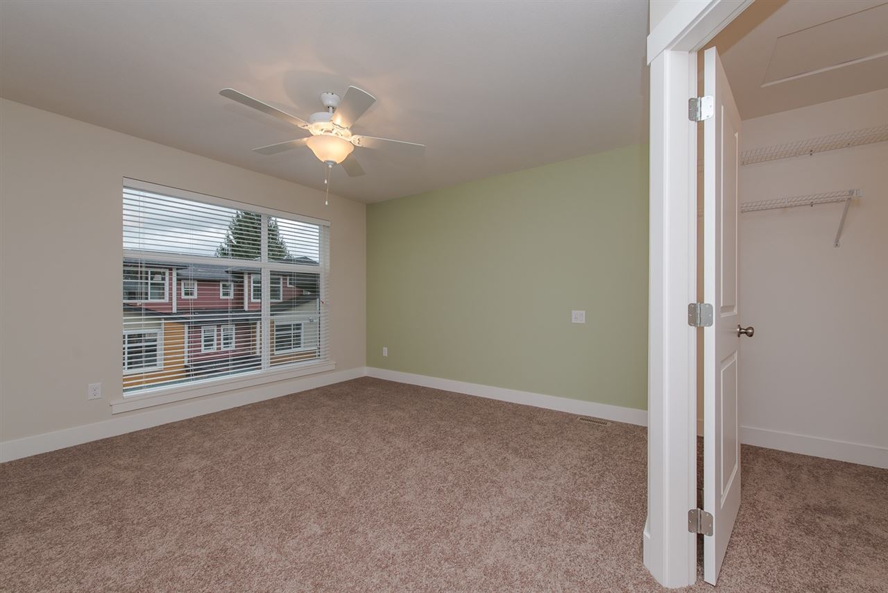 Photo 13: 36 46570 MACKEN AVENUE in Chilliwack: Chilliwack N Yale-Well Townhouse for sale : MLS® # R2044292