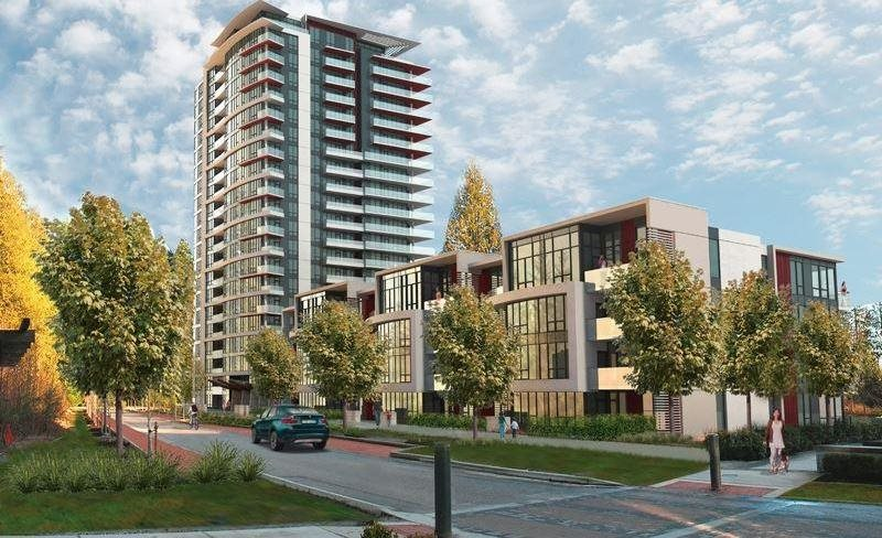 Main Photo: 1607 5628 BIRNEY AVENUE in Vancouver: University VW Condo for sale (Vancouver West)  : MLS(r) # R2137180