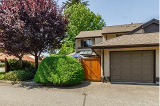 Main Photo: 1 34755 OLD YALE ROAD in Abbotsford: Abbotsford East Townhouse for sale : MLS®# R2292682