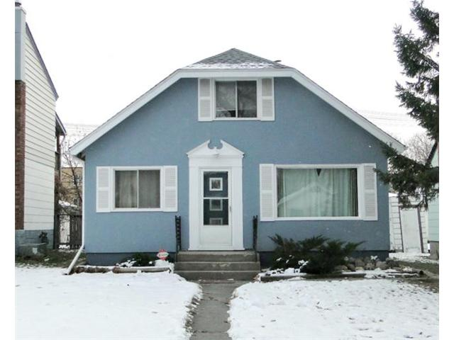 Main Photo: 326 Dumoulin Street in WINNIPEG: St Boniface Residential for sale (South East Winnipeg)  : MLS®# 1203218
